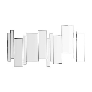 Miroir Design multi-barres Axel