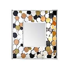 Miroir multi-ronds coloré