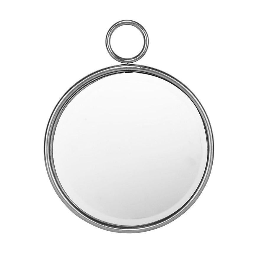 Miroir rond avec anneau 40cm