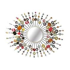 Miroir soleil Pasti multicolore