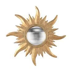 Miroir soleil sorcière convexe
