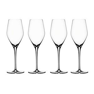 Lot de 4 Flûtes à champagne Authentis Sp
