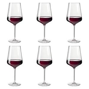 Lot de 6 Verres à vin rouge Puccini Leon