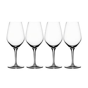 Lot de 4 Verres à vin rouge Authentis Sp