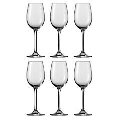Lot de 6 Verres à vin Classico Schott Zw