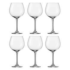 Lot de 6 Verres à vin Classico Bourgogne