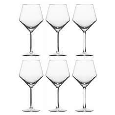 Lot de 6 Verres à vin Bourgogne Pure Sch