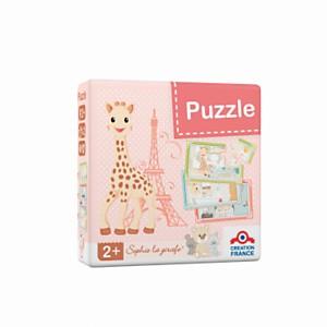 Puzzle Sophie La Girafe APICOOVE