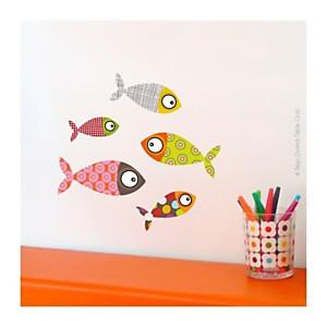 Sticker petits poissons 1