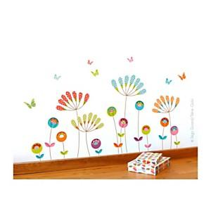 Sticker pompons