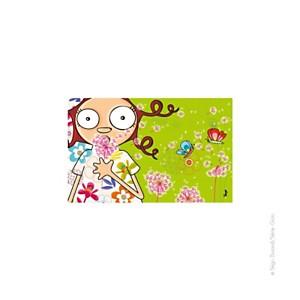 Tableau printemps (22x14 cm)