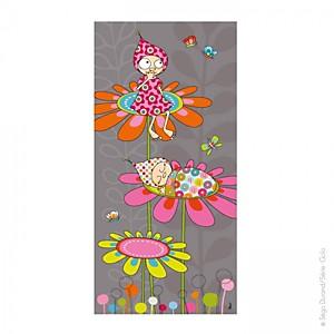 Tableau rêves de Violette (38x78 cm)