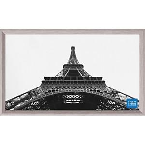 Cadre photo panoramique gris clair