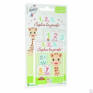 1,2,3, Sophie la girafe