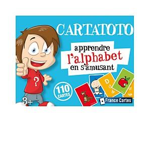 Cartatoto Alphabet France Cartes
