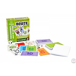 Belote junior - France Cartes