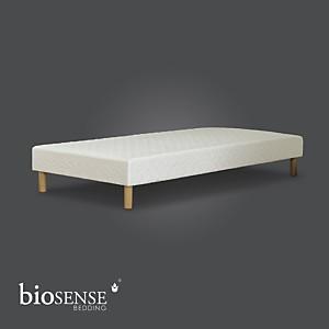 Sommier tapissier Classic Nature BIOSENSE 140 x 190 cm