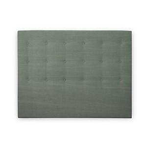 Tête de lit déco vintage Bio BIOSENSE Menthe 100 cm