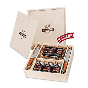 Coffret Steakchamp