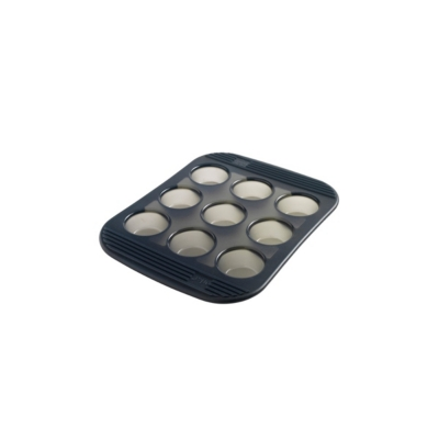 Moule 9 mini-muffins en silicone