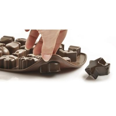 Moule à chocolats - Assortiment de fêtes