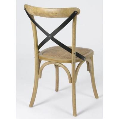 Lot de 2 chaises Bistrot