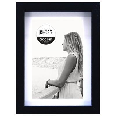 Cadre photo Nielsen Aura noir
