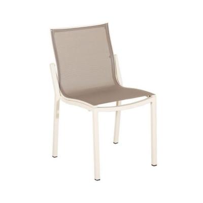 Chaise de jardin empilable Curvillis