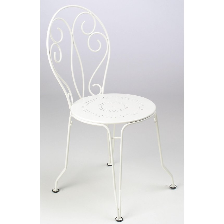 Ensemble table ronde et 4 chaises  Montmartre FERMOB