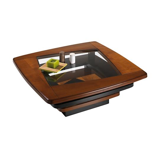 table basse carr e moonlight. Black Bedroom Furniture Sets. Home Design Ideas