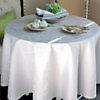 Lot de 4 serviettes de table Mille  Charmes GARNIER THIEBAUT, Nacre