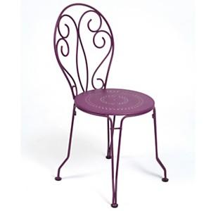 Lot de 2 Chaises empilables FERMOB Montmartre,