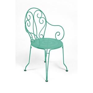 Lot 2 fauteuils Bleu lagune Montmartre