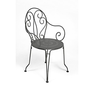 Lot de 2 Fauteuils empilables FERMOB  Montmartre