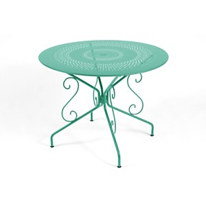 Table FERMOB Montmartre ronde diamètre  96 cm