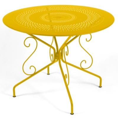 Table ronde FERMOB Montmartre,  4/6 personnes