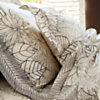 Parure de lit Coton Brut Natura  TRADILINGE