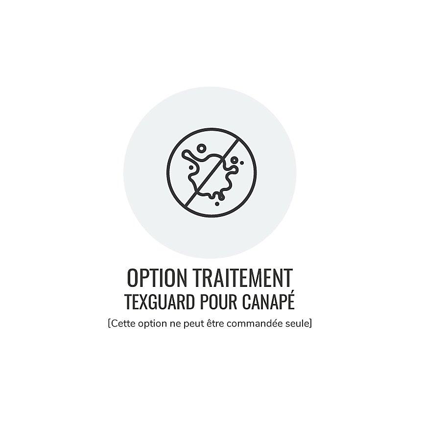 Option traitement Texguard  pour fauteuil/pouf