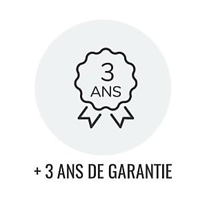 Extension de garantie + 3ans  congélateur ELECTROLUX FAURE