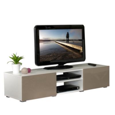 Meuble TV Orcade 2 tiroirs 2 niches