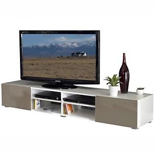 Meuble TV Orcade 2 tiroirs 4 nic...