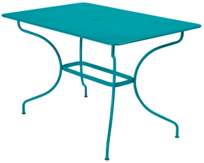 Table rect. FERMOB Opéra, 2/4 personnes