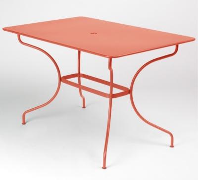 Table Opéra FERMOB 117X77 cm  démontable , couleur au choix