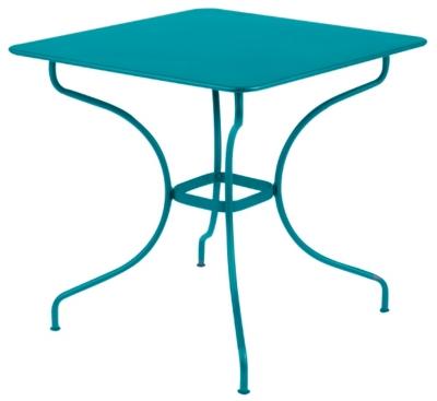 Table carrée FERMOB Opéra, 2/4 personnes