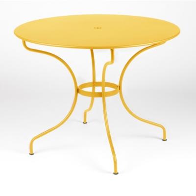 Table démontable FERMOB Opéra Ø 96 cm  , coloris au choix