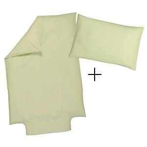 Parure de lit Coton Bio P'TIT BASILE