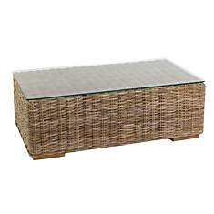 Table basse rectangulaire Palm
