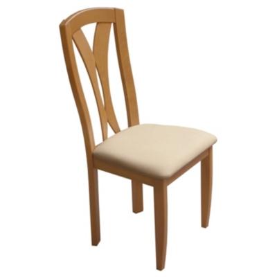 A SAISIR : lot de 2 chaises Panama aulne écru