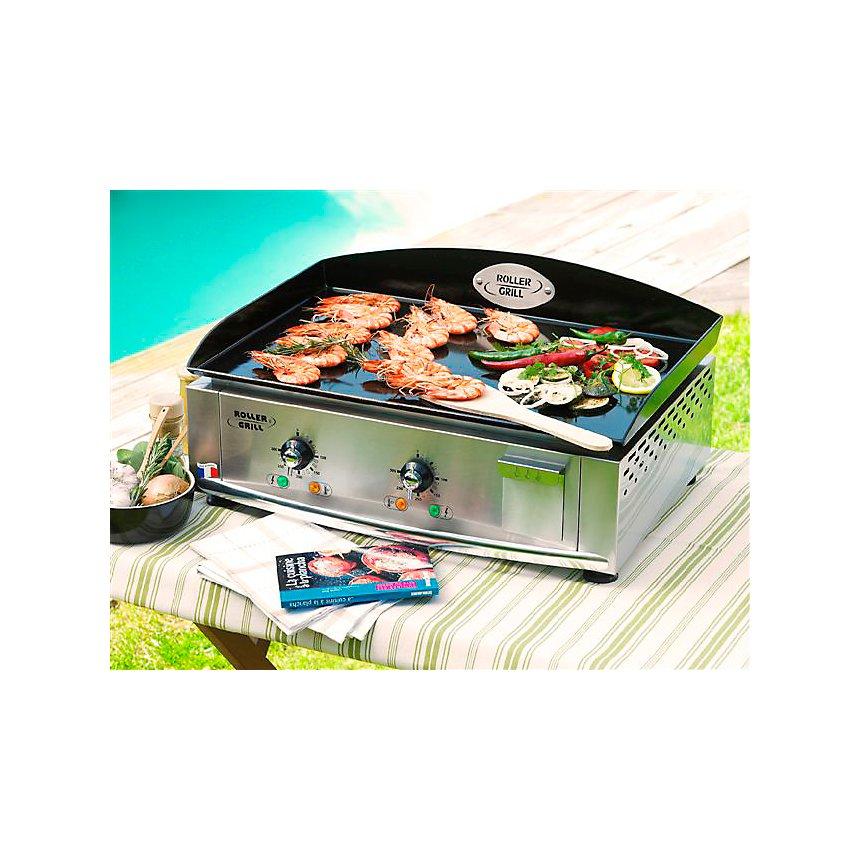 Plancha Roller grill 600x400 électrique