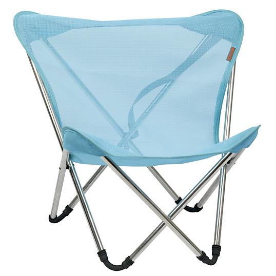 fauteuil bas pliant pocket pop up bleu lagoon lafuma. Black Bedroom Furniture Sets. Home Design Ideas